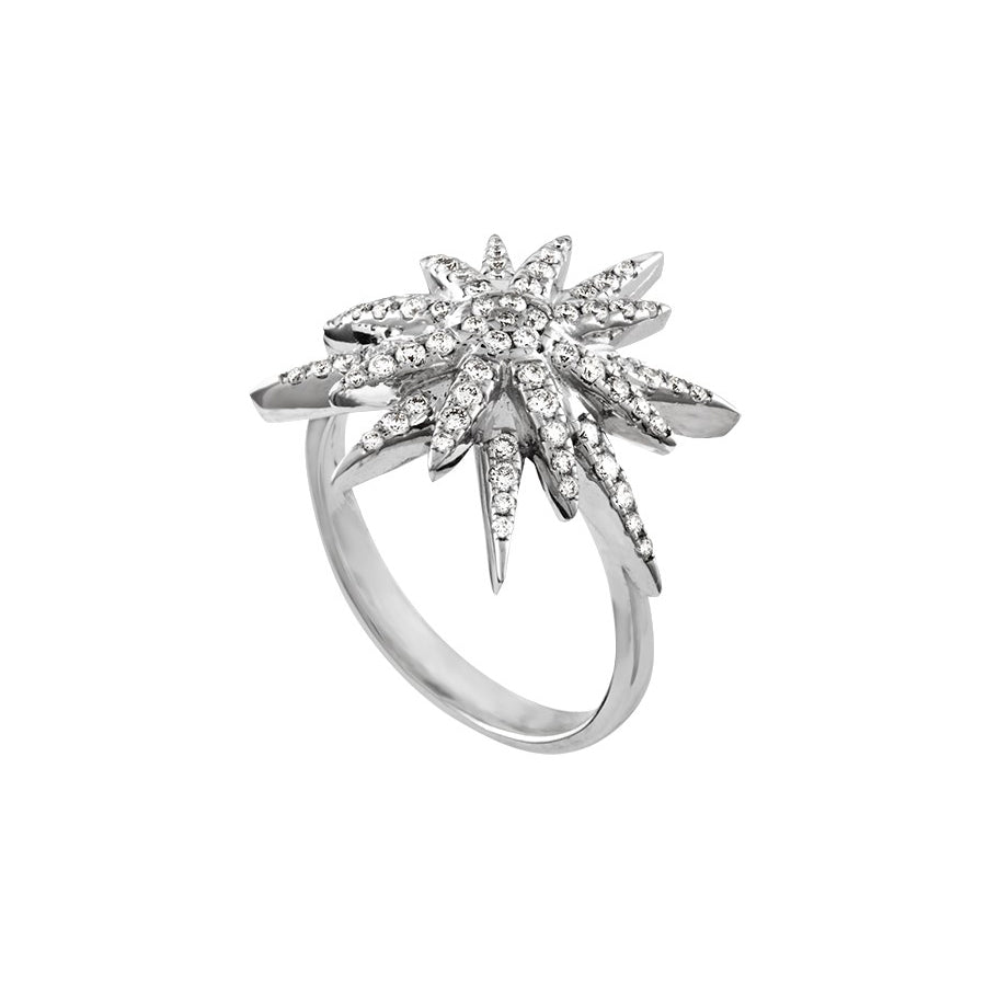 LISA NIK NORTHSTAR RING