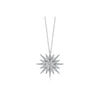 LISA NIK NORTHSTAR DIAMOND NECKLACE