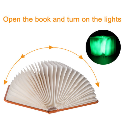 Coquimbo USB Rechargeable LED Foldable Book Lights.
