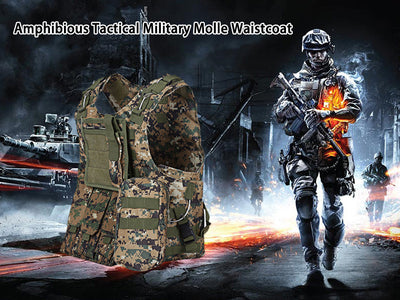 Tactical Vest  outdoor clothing Hunting.