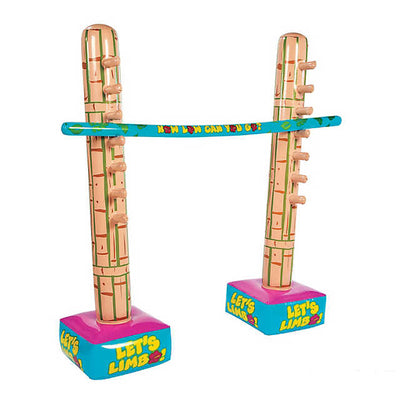 150cm  Cactus Inflatable Limbo Game toys.