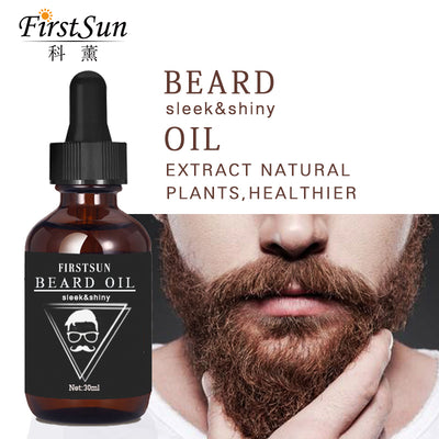 100% Natural Organic Moustache Oil Conditioner.