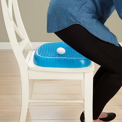 Magic Cushion & FREE Non-Slip, Washable Cover.