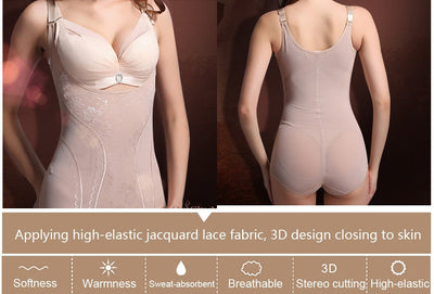 New Bodysuit Hot Women Body Shaper Slimming Underwear Waist.