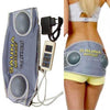 Professional slimming belt designed to effectively of the body from the abdomen to calves.