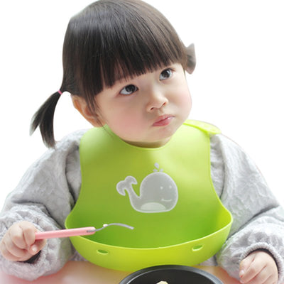 Adjustable Silicon Feeding Tools for Baby