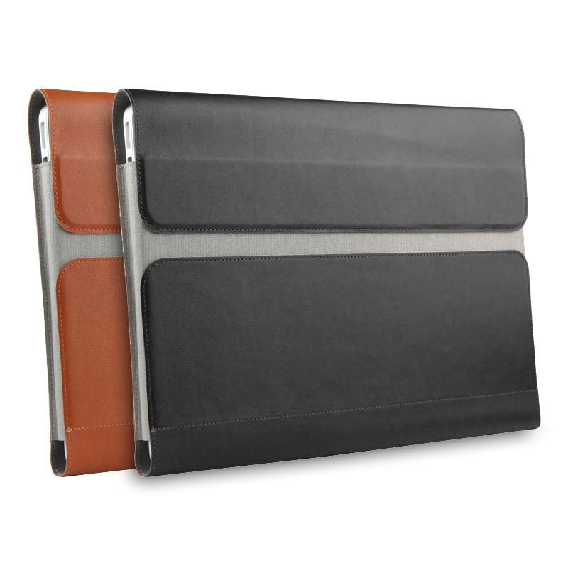 Leather Sleeve Case for Apple Macbook Pro 13 inch