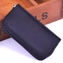 Load image into Gallery viewer, New Memory Card Storage Zippered Carrying Case