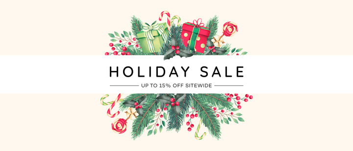 2019 Holiday Sale!