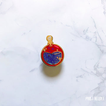 Mars Potion | Hard Enamel Pin