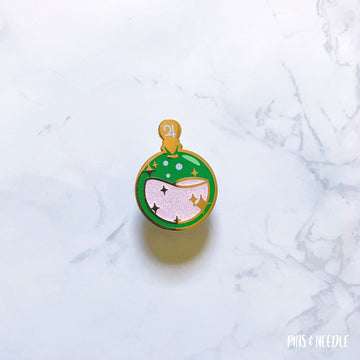 Jupiter Potion | Hard Enamel Pin