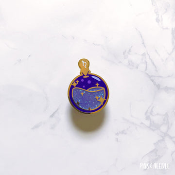 Saturn Potion - Hard Enamel Pin