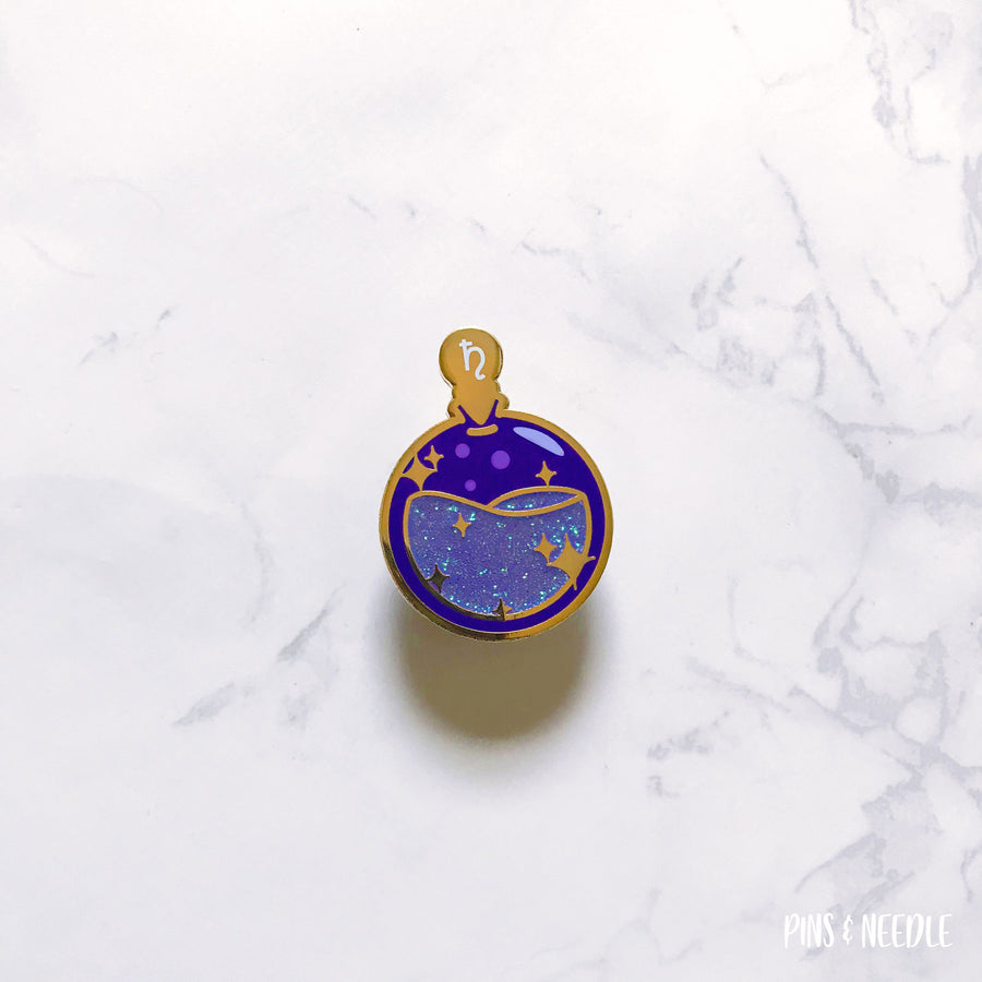 Saturn Potion | Hard Enamel Pin