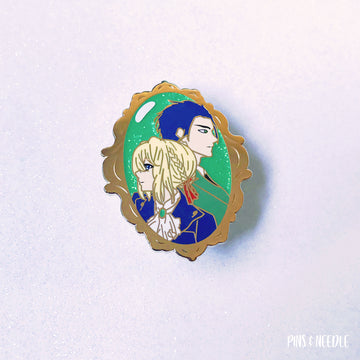 Lovers Missed - Skin Tone | Hard Enamel Pin