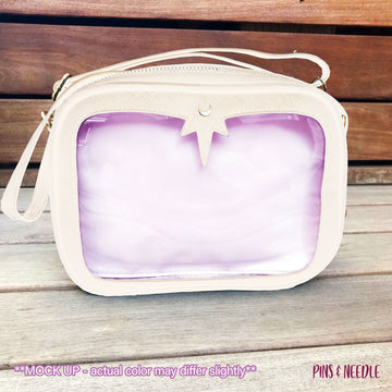 **PRE-ORDER** Minimalist Cross-body Itabag - Cream White
