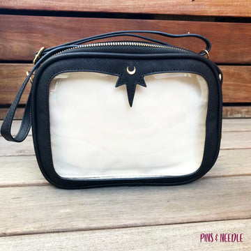 **PRE-ORDER** Minimalist Cross-body Itabag - Black