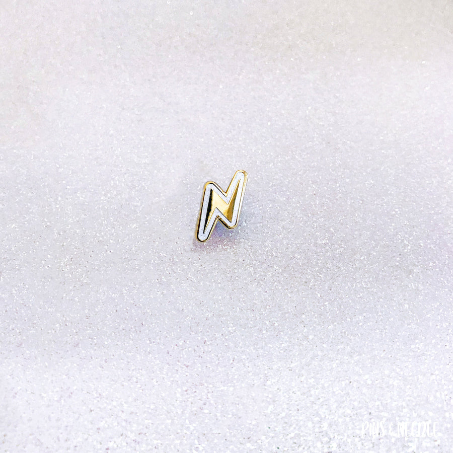 Magical Wizardry & Witchcraft - HP Lightning | Mini Enamel Pin