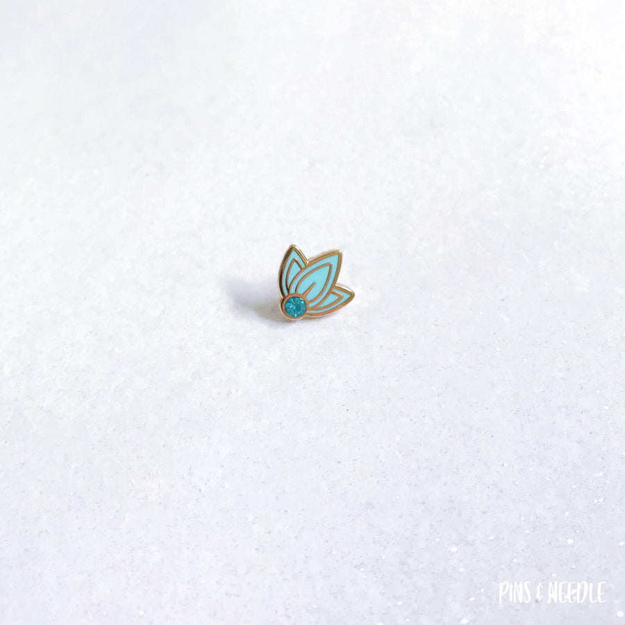 Seasons - Flowers | Mini Enamel Pins