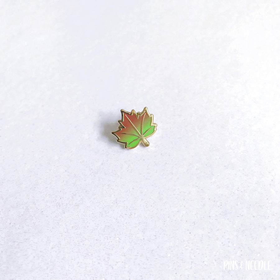 Seasons - Maple | Mini Enamel Pins