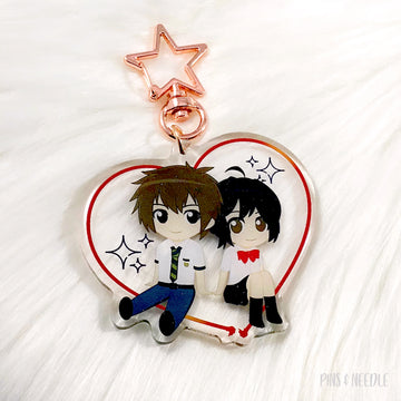 Thread of Fate - Chibi - Acrylic Charm