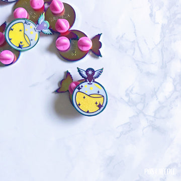 Cosmos Potion | Rainbow Soft Enamel Pin