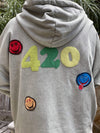 Camp High Camp High x A Love Movement 420 Hoody