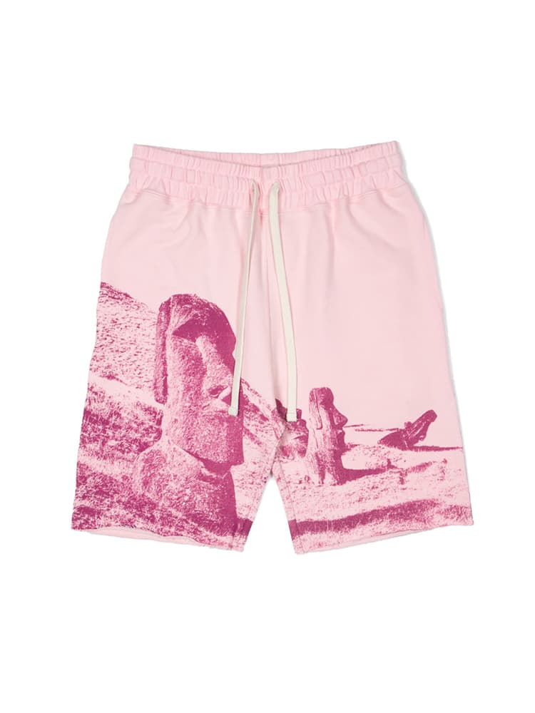 Camp High Easter Highland Cut Off Short