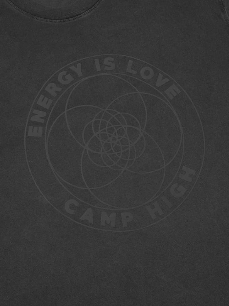 Camp High Energy is Love T-Shirt