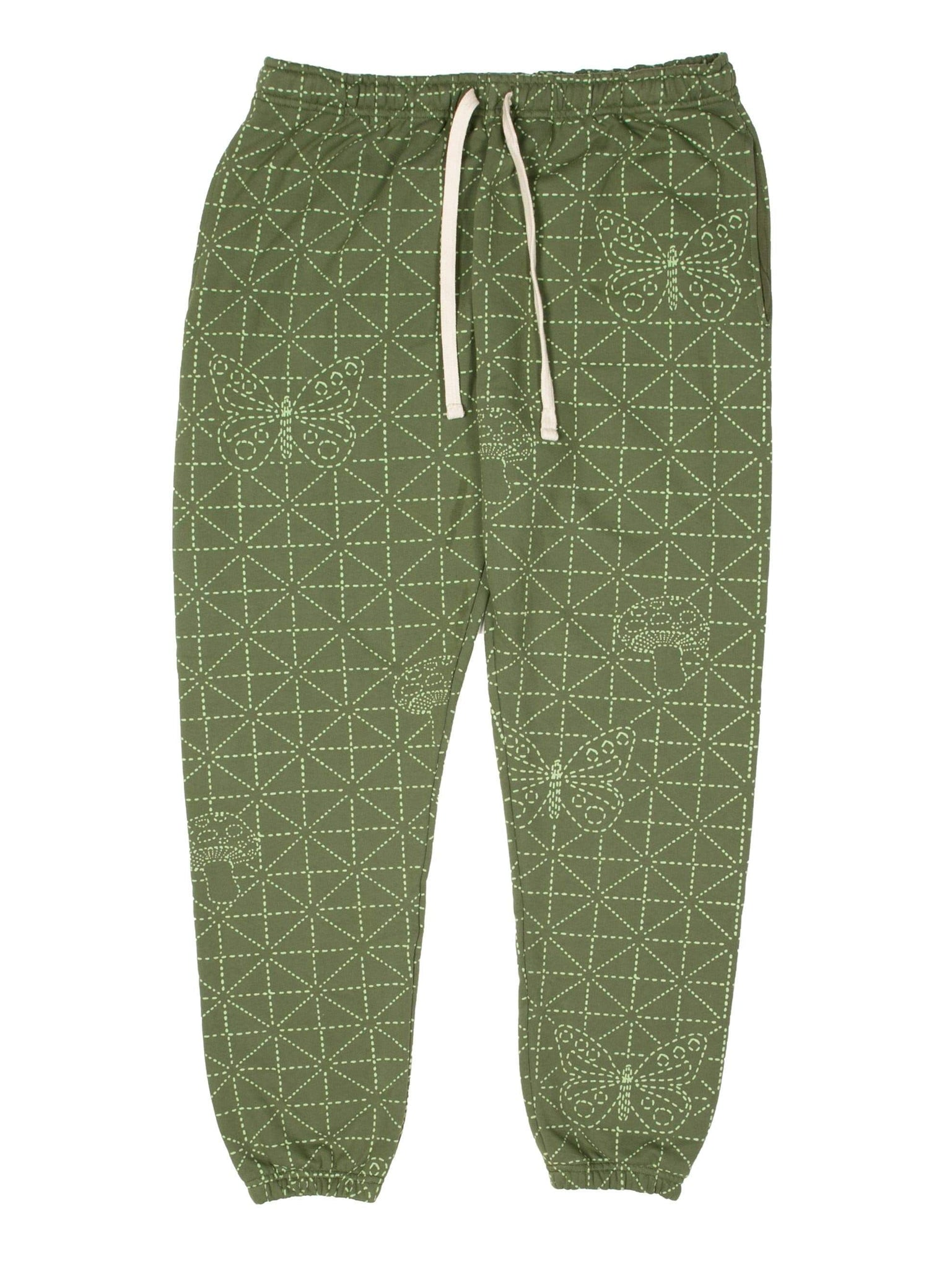 Camp High Forest Green / Small KAMP-HAI! Pant