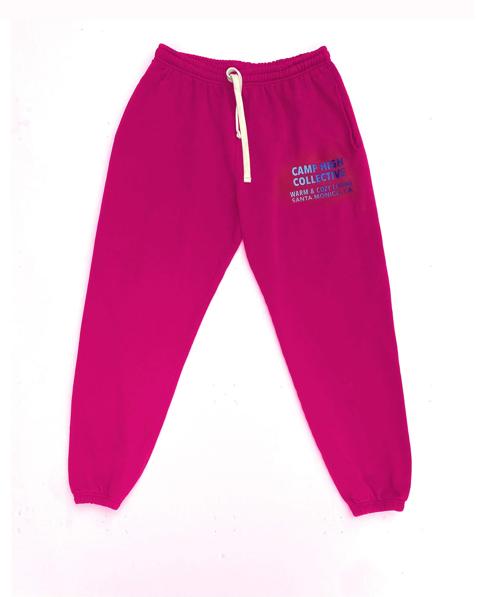 Camp High Fuchsia / Small Copy of Small Circle Pant Solid