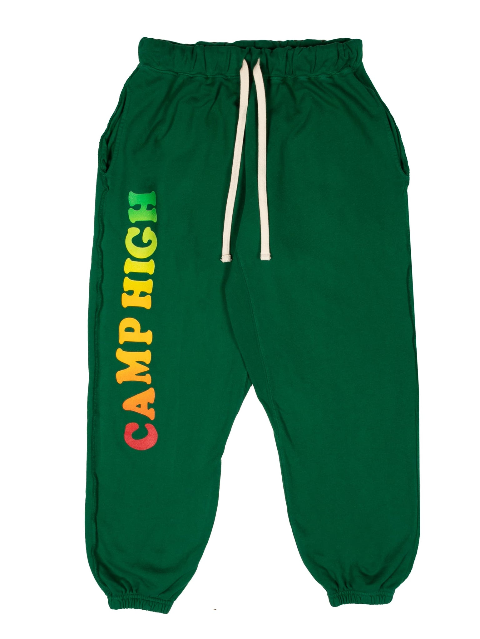 Camp High Green / Small Counselor Pant