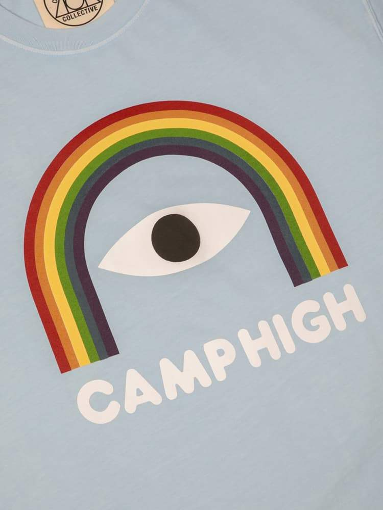 Camp High Holy Mountain Tee