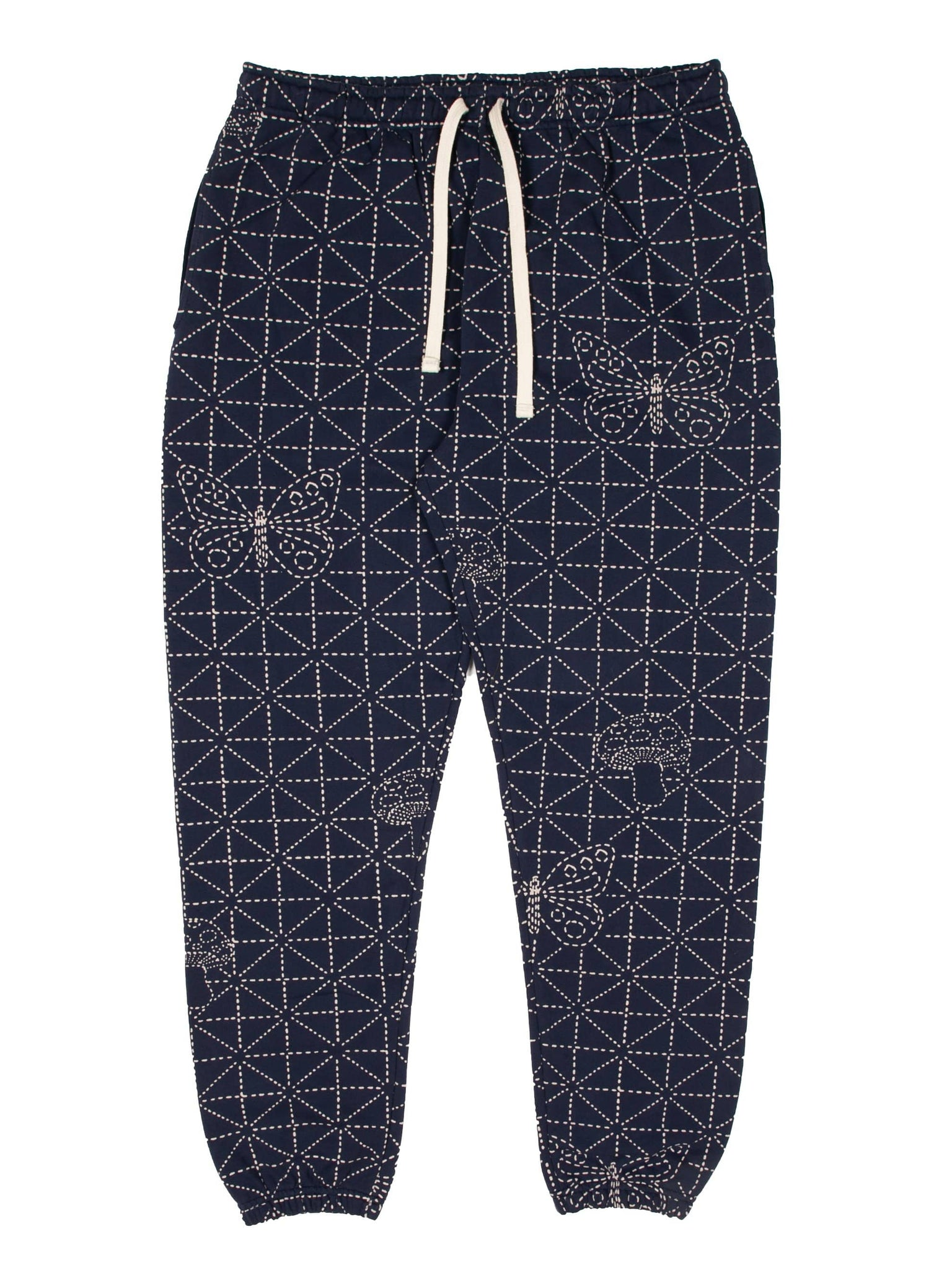 Camp High Indigo / Small KAMP-HAI! Pant