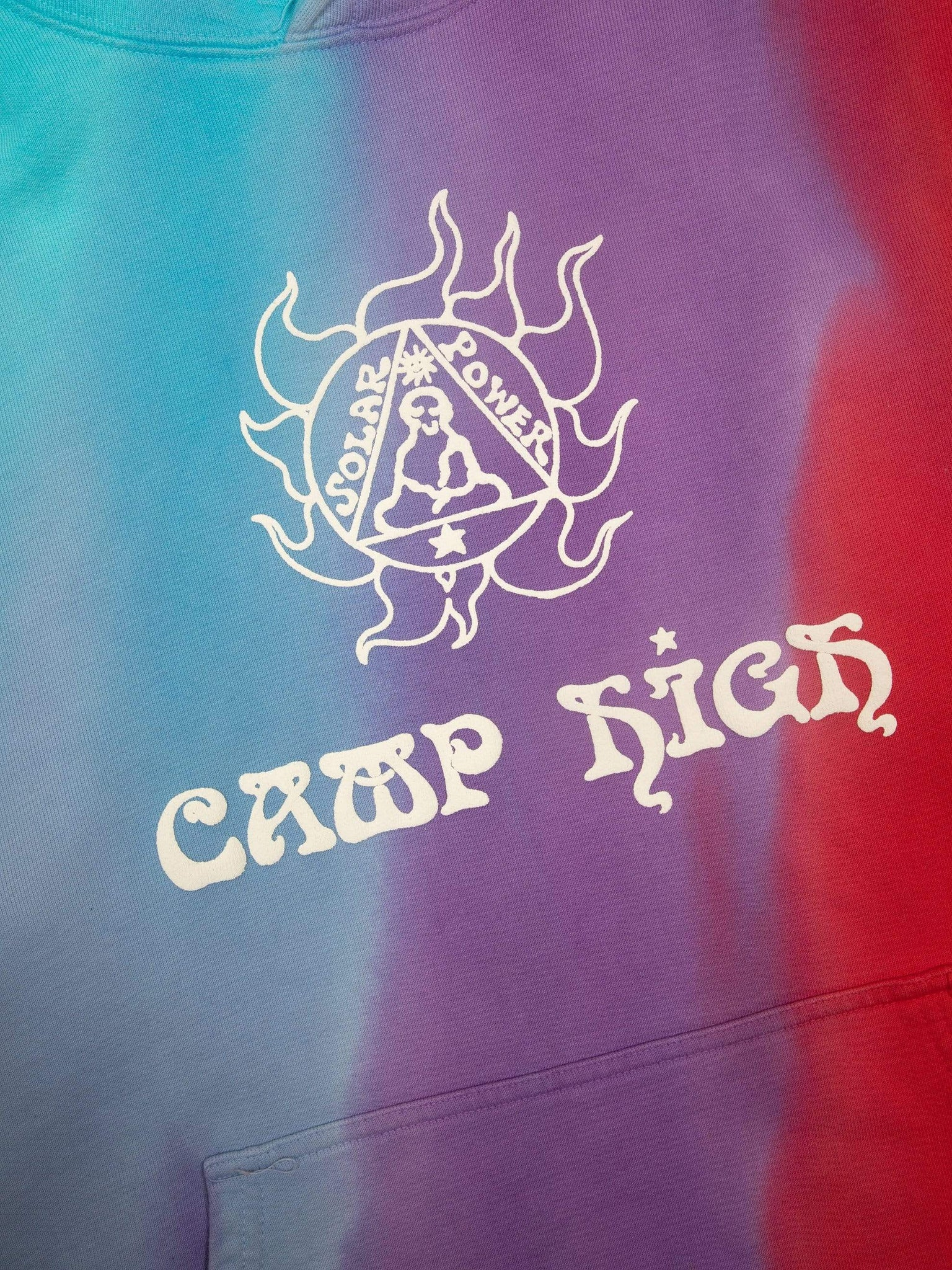 Camp High Northern Lights Hoody