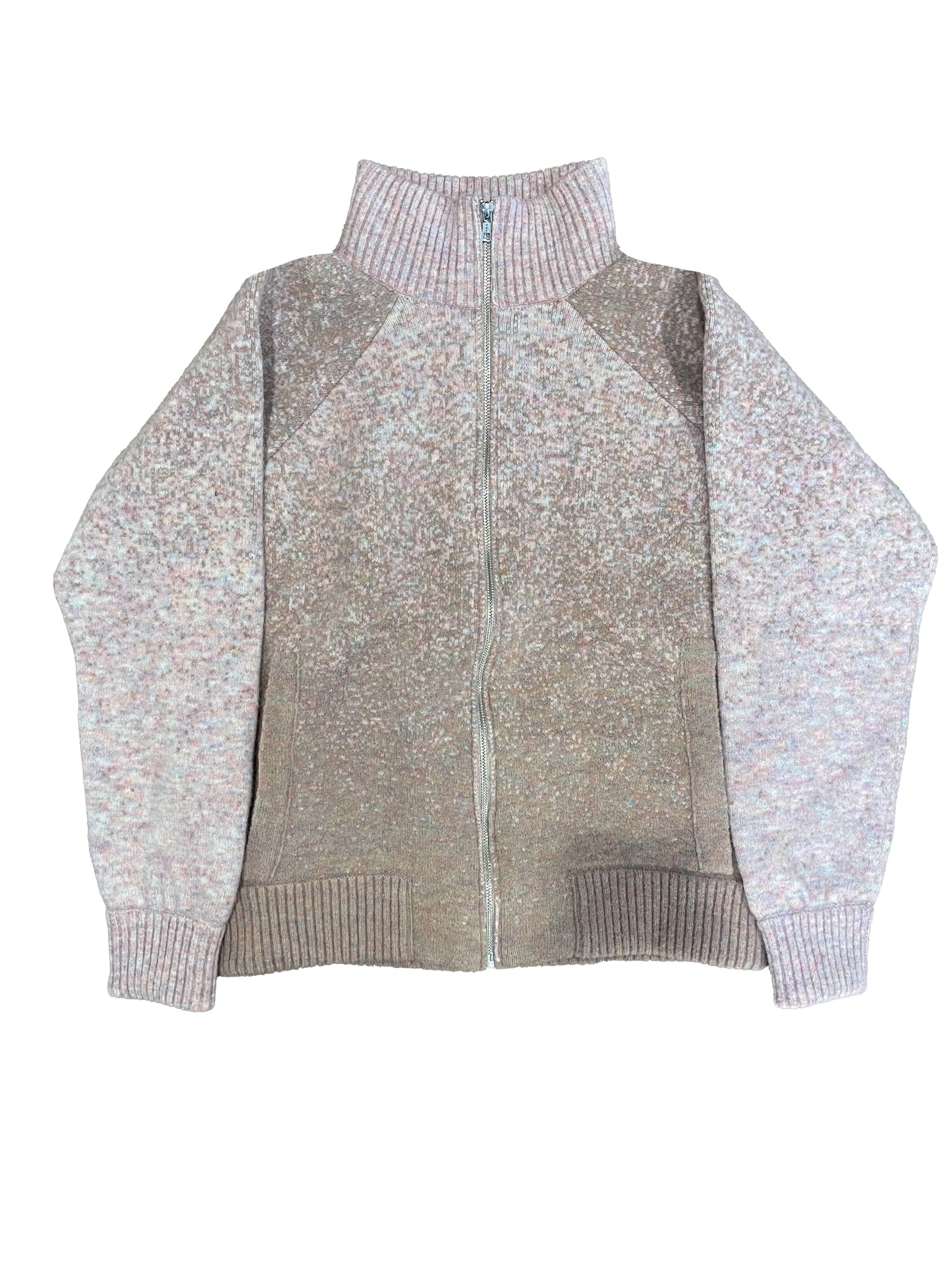 Camp High OMBRÉ KNIT JACKET