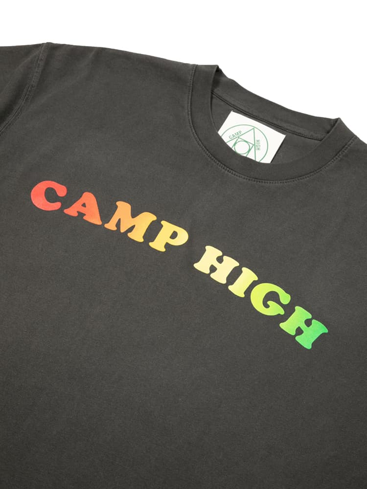 Camp High Rainbow Counselor Short Sleeve T-Shirt
