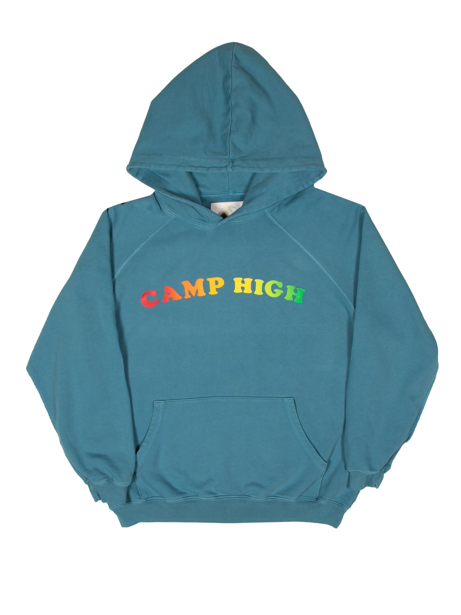 Camp High Slate Blue / Small Counselor Hoody