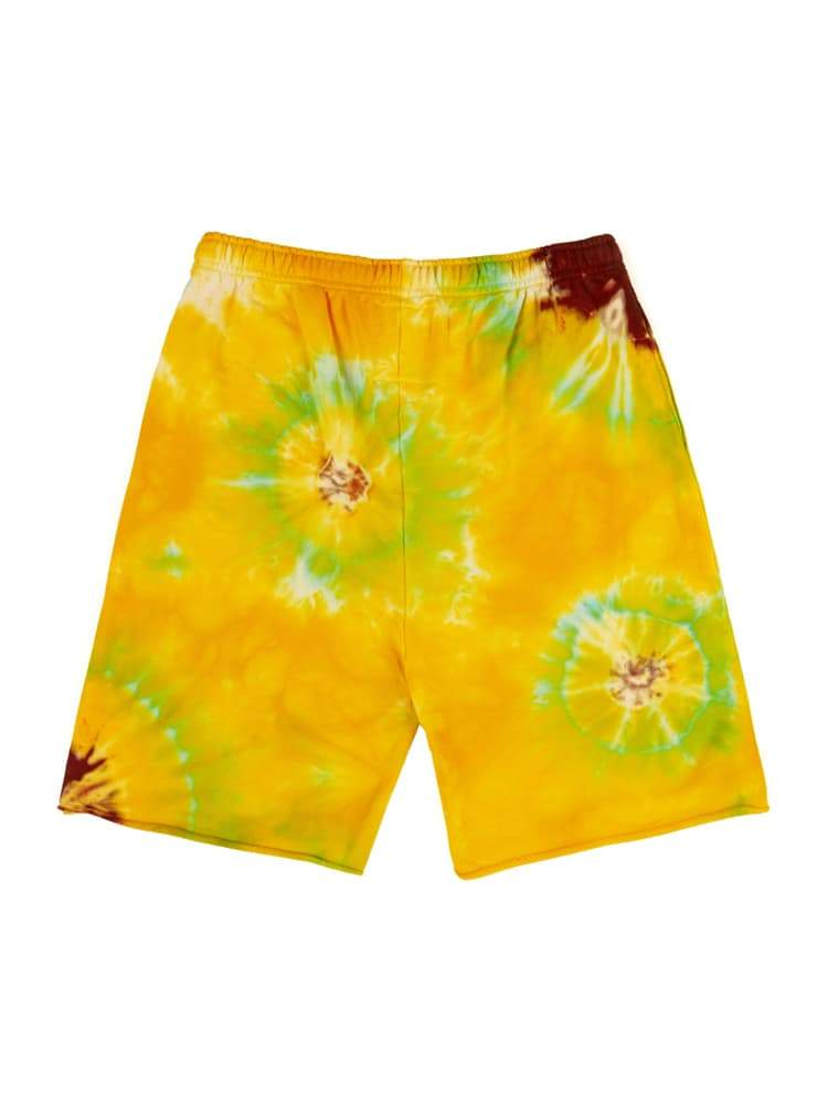 Camp High Sunflower Cutoff Shorts