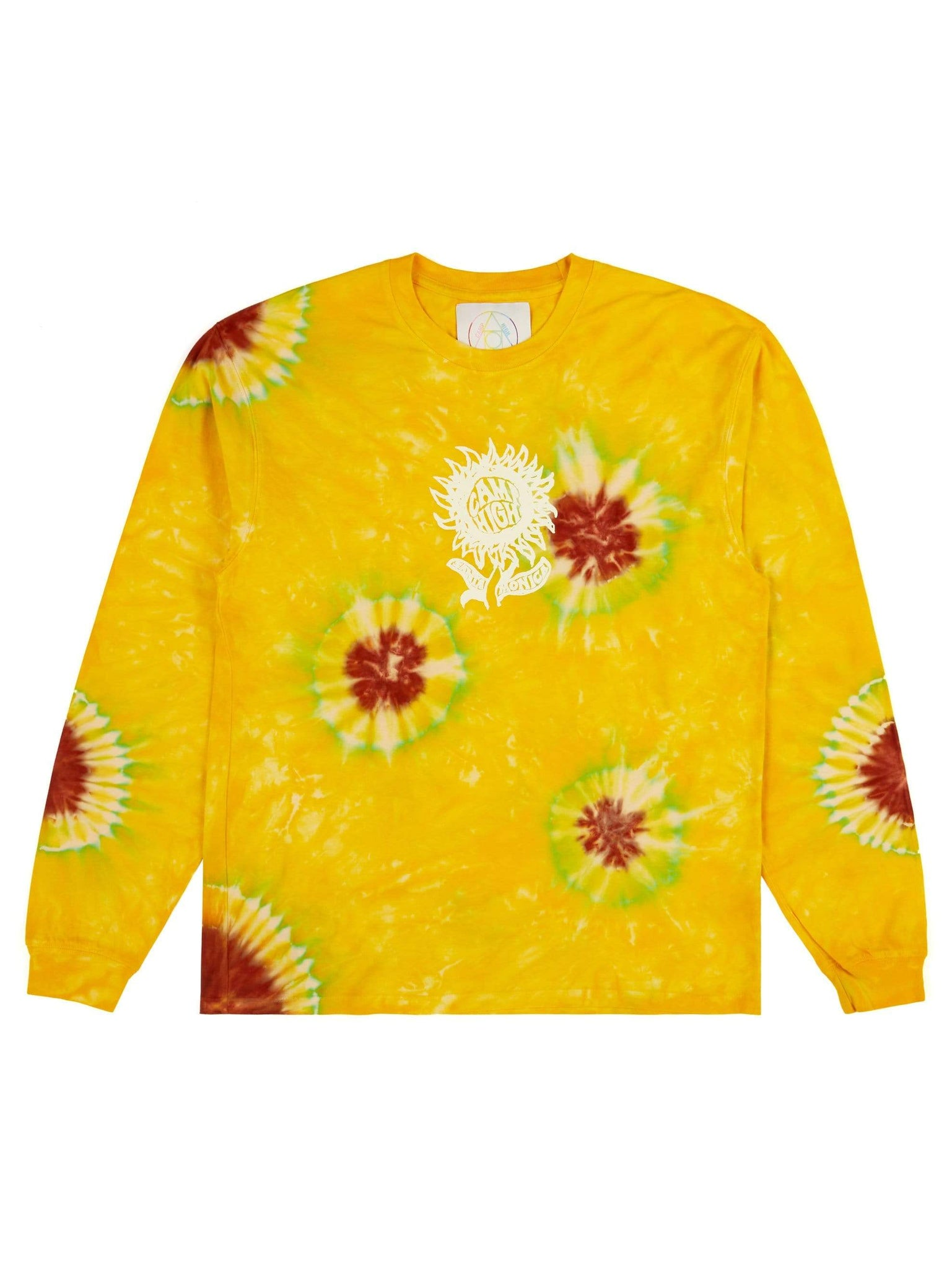 Camp High Sunflower Longsleeve