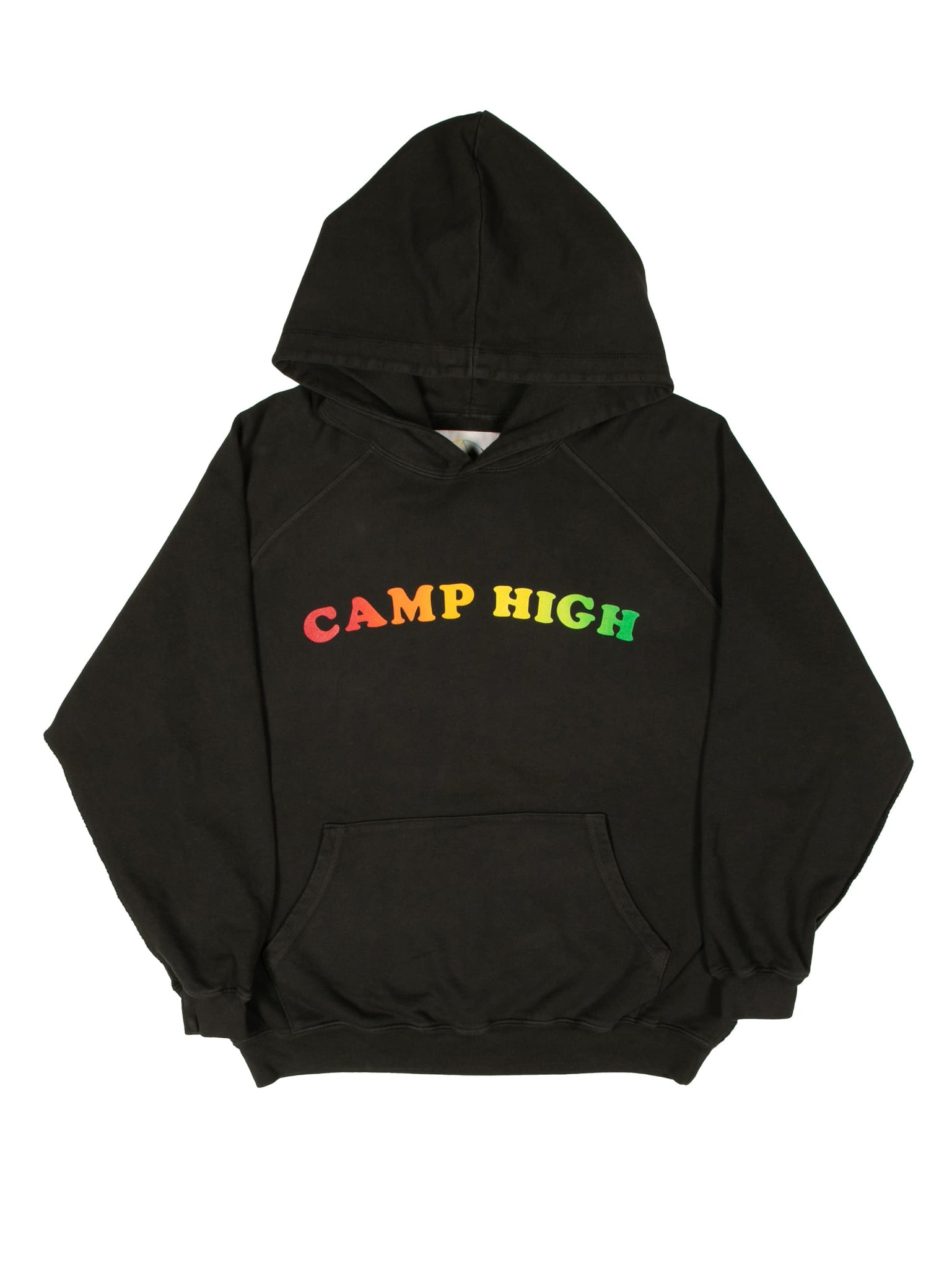 Camp High Vintage Black / Small Counselor Hoody