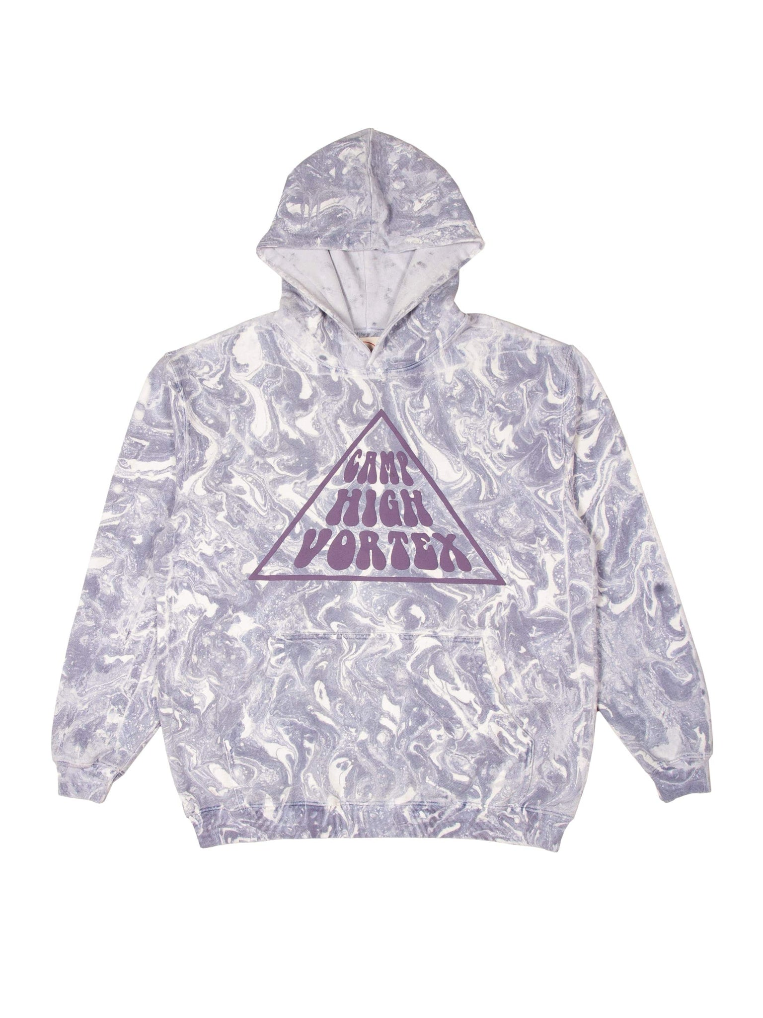 Camp High Vortex Hoody Grape Marble