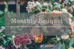 Monthly Bouquet Subscription - Primrose Creations Shop