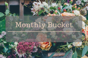 Monthly Bucket Subscription - Primrose Creations Shop