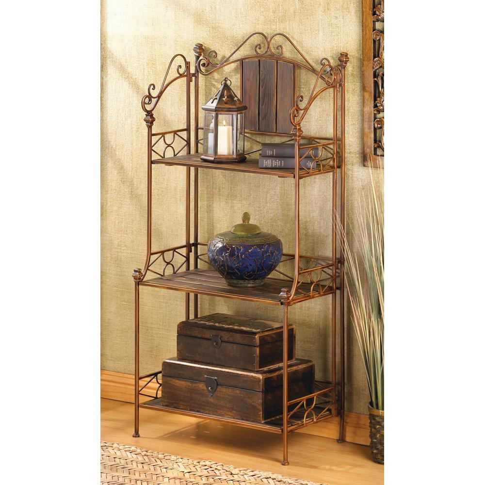 Rustic Baker's Rack Shelf - Primrose Creations Shop