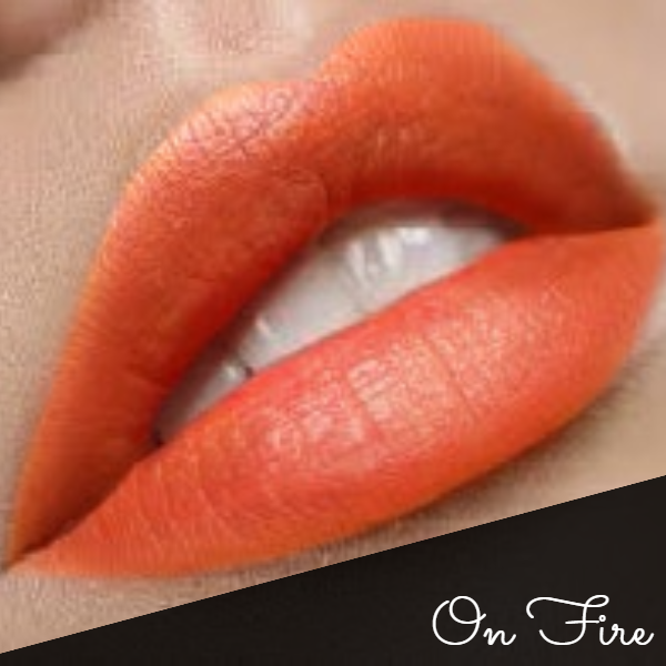 Is Orange Lipstick for Me?