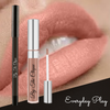 """Everyday Play"" Premium Long Lasting Light Pink Salmon Matte Lip Kit 