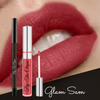 """Glam Sam""  Premium Long Lasting Matte Liquid Lipstick and Liner Set  