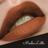 """Mocha Latte"" Premium Long Lasting Brown Matte Liquid Lipstick 