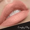 "By The Clique Premium Long Lasting Matte Pink Lip Liner Pencil |""Everyday Play"" Light Pink Salmon"
