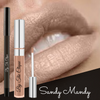 """Sandy Mandy"" Premium Long Lasting Matte Liquid Lipstick and Liner Set 